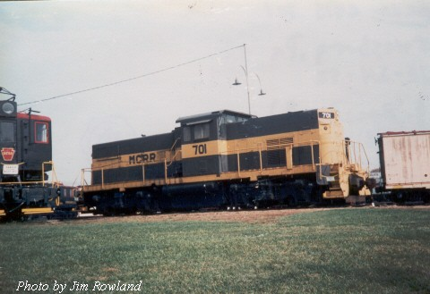 MCRR  C415 701