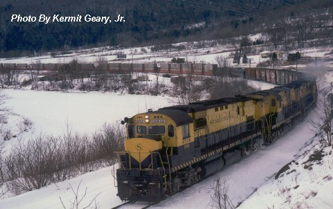 NYSW C430 3002 (Photo by Kermit Geary, Jr.)